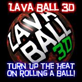 Lava Ball 3D Free