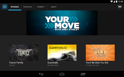 Your Move With Andy Stanley - screenshot thumbnail