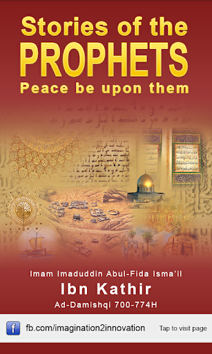Stories of Prophets PBUT