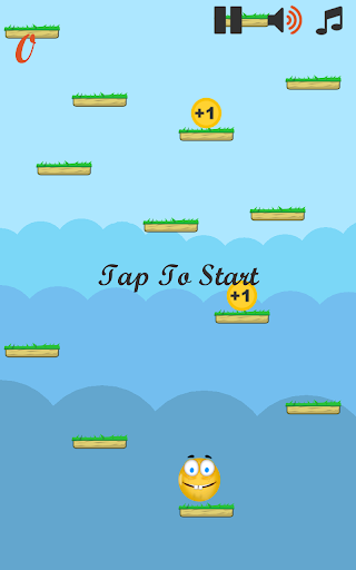 【免費街機App】Smiley Jumper-APP點子