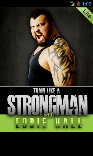 Free - Train like a Strongman