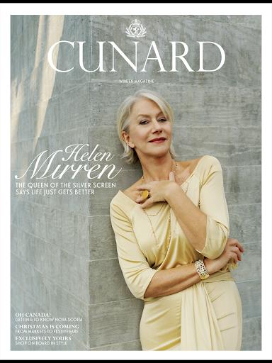 Cunard Magazine