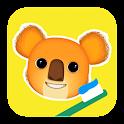Brosse-toi les dents Ben koala icon
