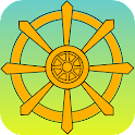Buddhism & meditation icon