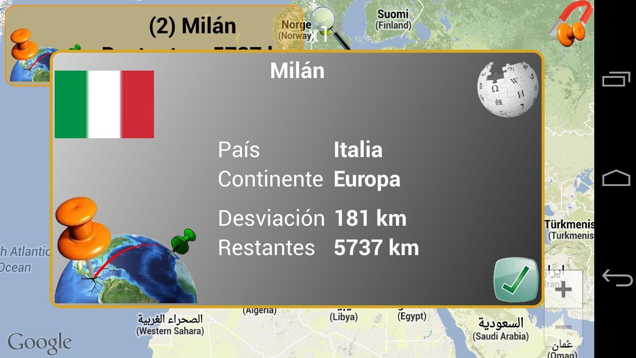 Donde est Juego Geografa  Aplicaciones de Android en Google Play