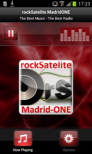 rockSatelite MadridONE