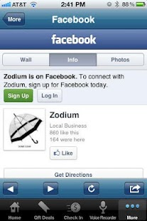 Zodium Fashion - screenshot thumbnail