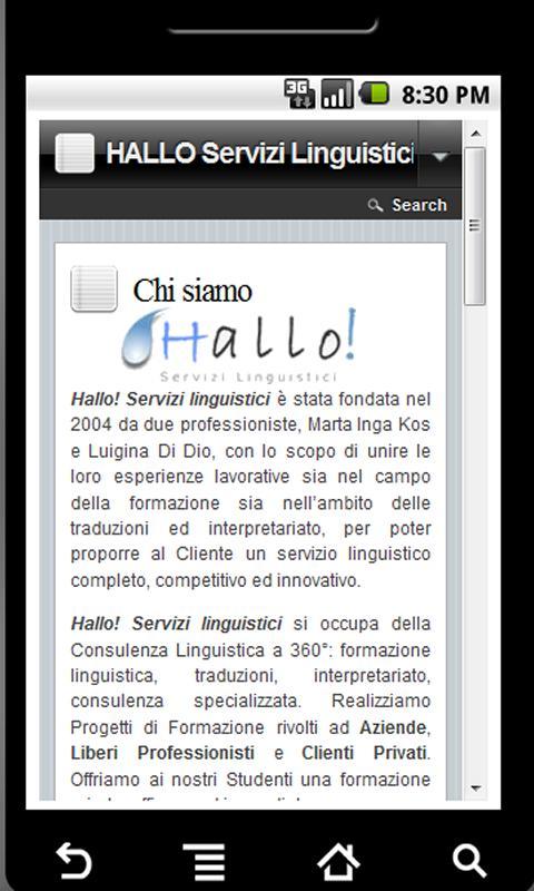 Hallo! Bologna - screenshot