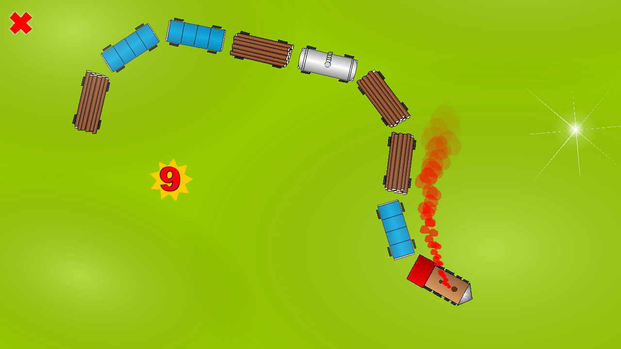 Choochoo Train for Toddlers - screenshot