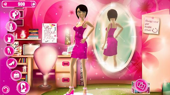 青少年時尚裝扮女孩遊戲 娛樂 App-愛順發玩APP