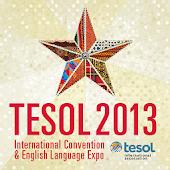 TESOL 2013