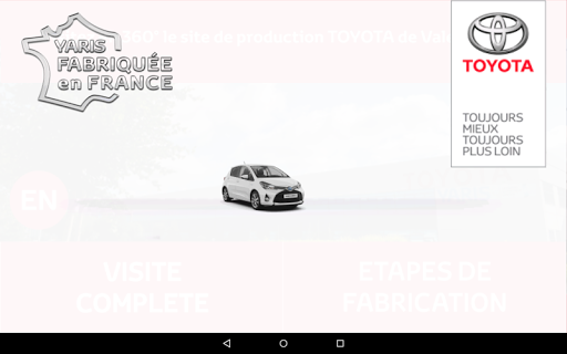 Toyota Yaris 360