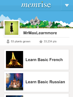 Memrise - Learn Any Language