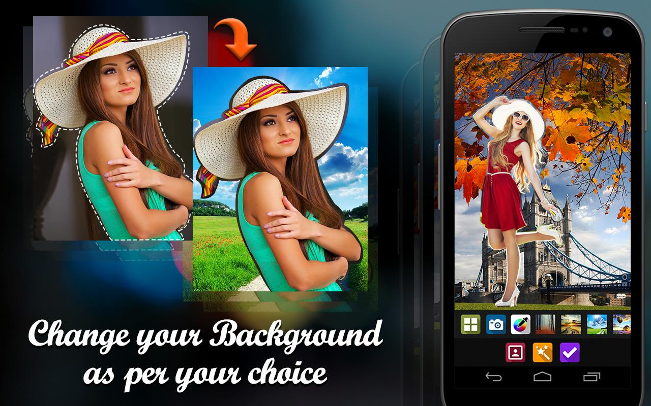 Background image remover free - Background Remover Screenshot