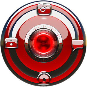 GO locker red deluxe 生活 LOGO-玩APPs