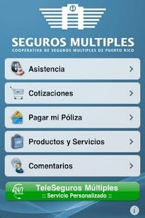 Seguros Múltiples - screenshot thumbnail