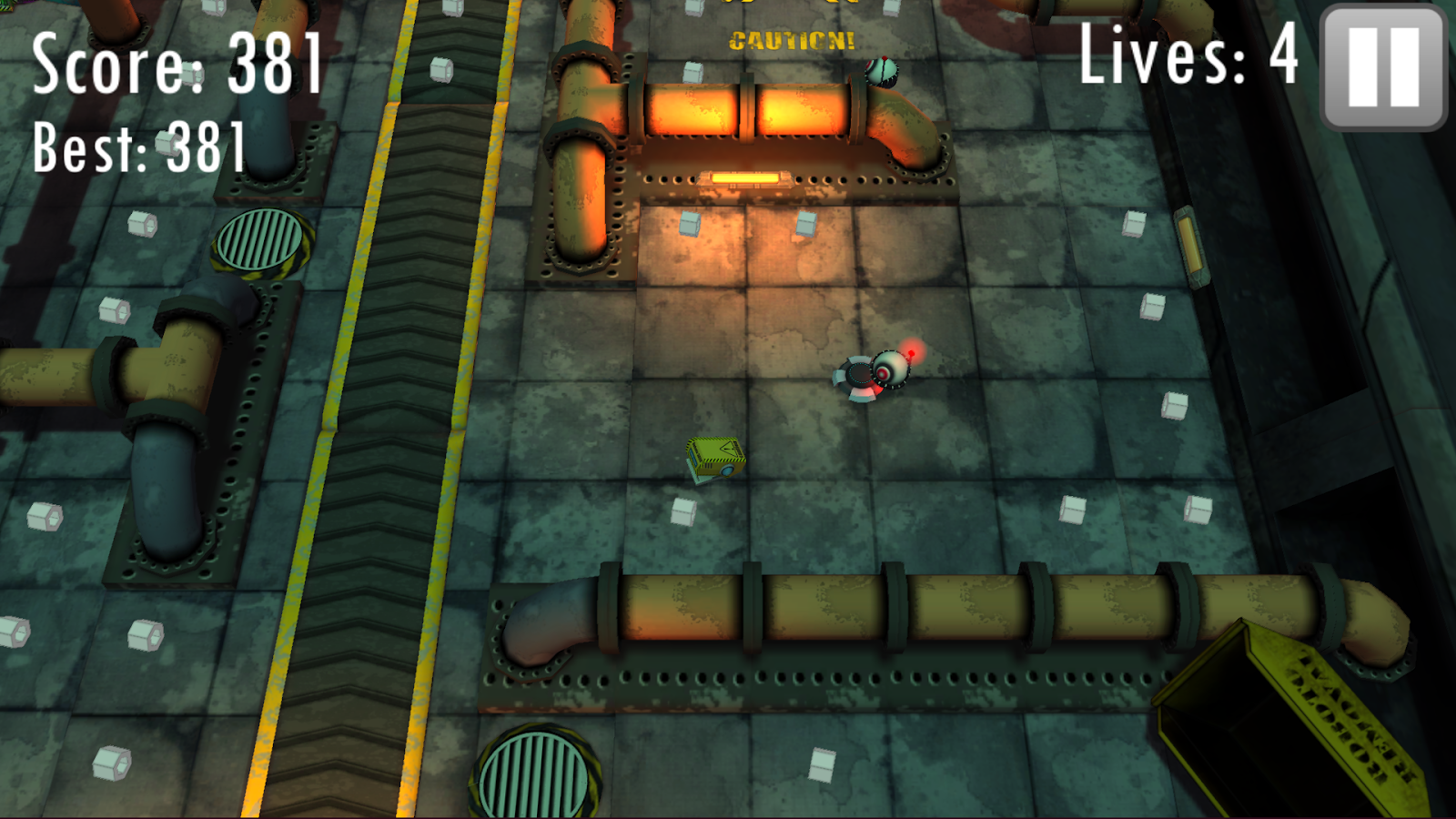 Robot Blitz - screenshot