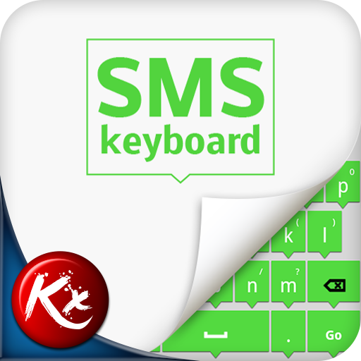 SMS Theme Keyboard LOGO-APP點子