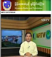Screenshot of MRTV-Live