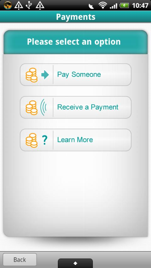 FNB Banking App - screenshot