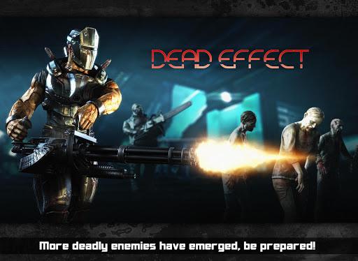 Dead Effect 1.2.1 screenshots 1