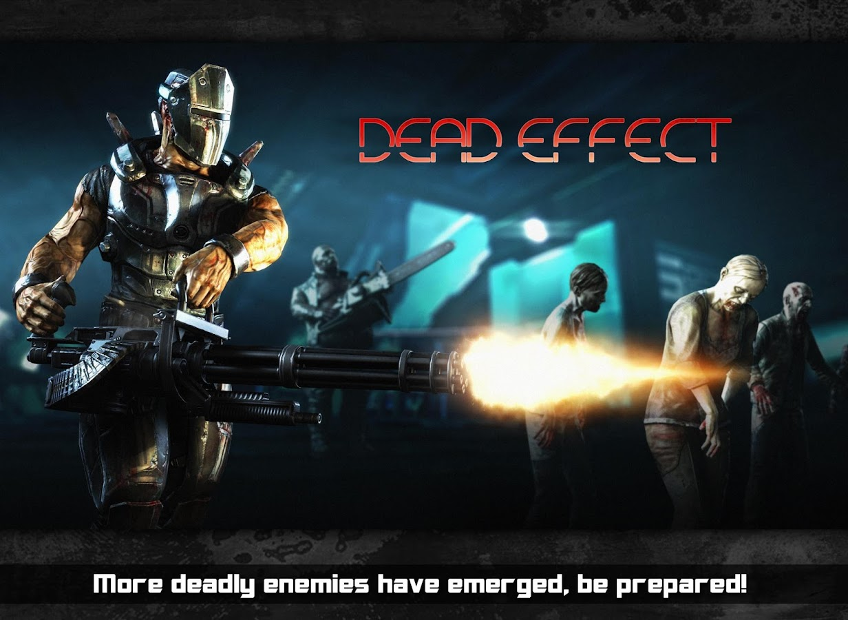 Dead Effect: captura de tela