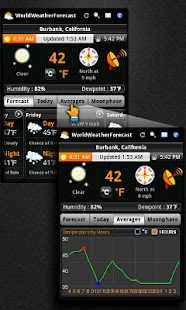 World Weather Forecast Pro - screenshot thumbnail