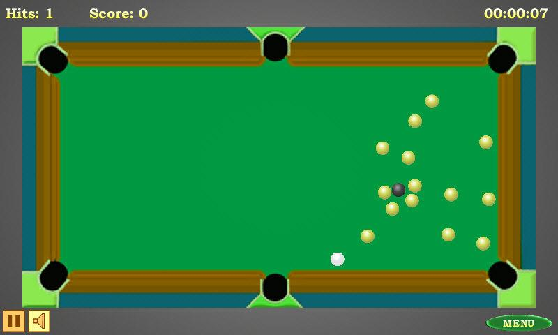 Pool- screenshot