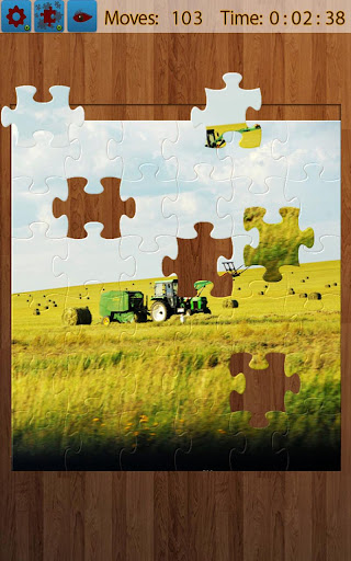 시골 직소 퍼즐