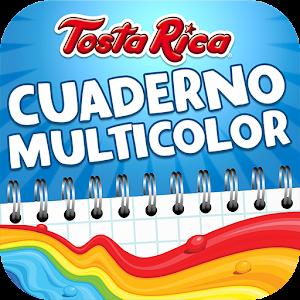 TostaRica Cuaderno Multicolor for PC and MAC