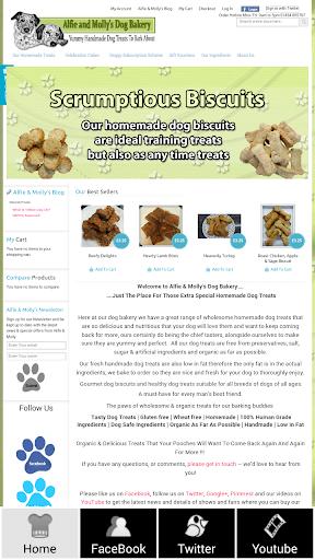 Alfie Molly's Dog Bakery