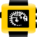 Dinosaur for Pebble Smartwatch icon