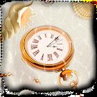 Reloj en el fondo del mar icon