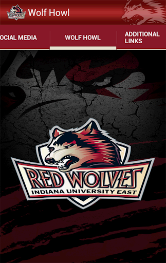 【免費運動App】IU East Red Wolves Athletics-APP點子