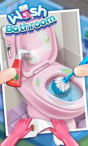 玩免費休閒APP|下載公主浴室清洗 app不用錢|硬是要APP