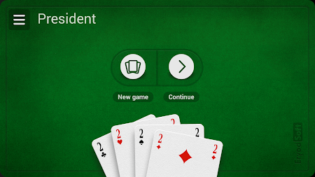 President - Card Game - Free 2.1.1 screenshot 8275