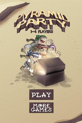 Pyramid Party : 1-4 players  screenshots 4