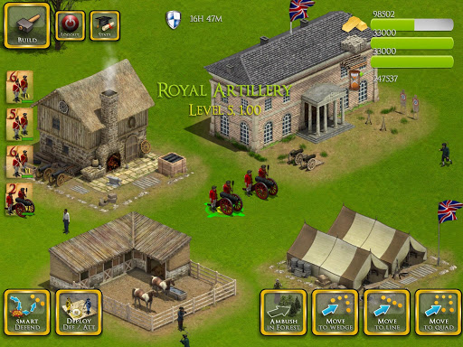 Colonies vs Empire Screenshot