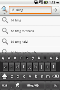 Vietnam Telex Keyboard- screenshot thumbnail