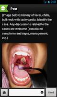 Screenshot of MedQuiz: Medical Chat and MCQs
