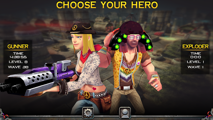 Final Fury: War Defense - screenshot