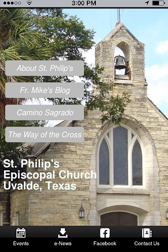 St Philips Episcopal Church