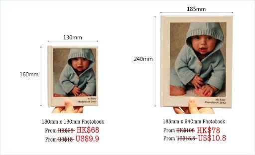 KSD Photobook 相片書 產品目錄