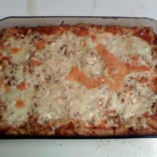 Lasagna Toss