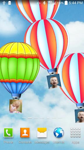Hot Air Balloon Photo LWP