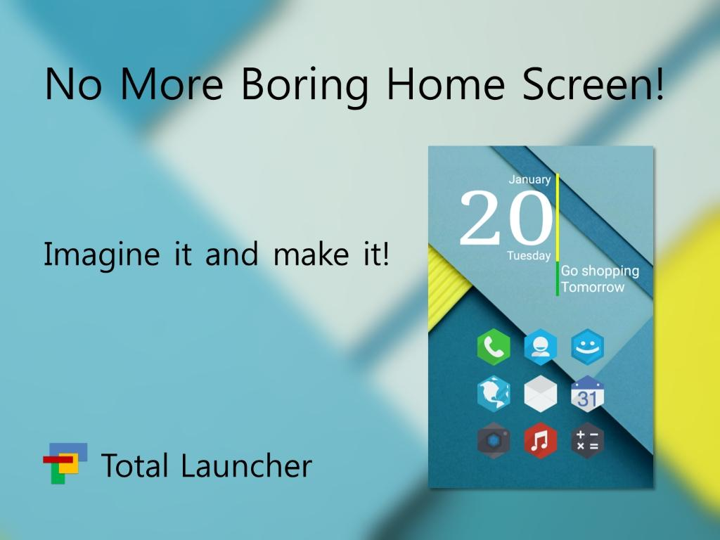 Total Launcher - screenshot