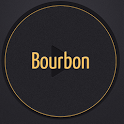 Poweramp Skin - Bourbon theme icon
