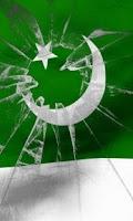 Screenshot of Pakistan flag free lwp