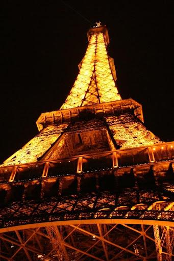 Glittering Tower Eiffel LWP