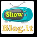 Show Blog icon
